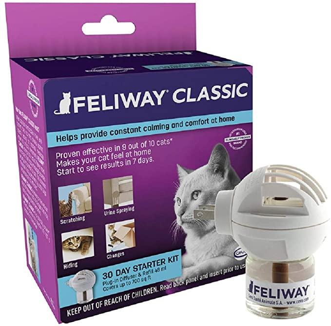 Feliway en su versión de difusor.