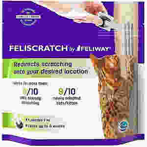 Feliscratch, atrayente para rasguños.