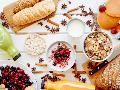 Alimentos que descobri gostar na dieta