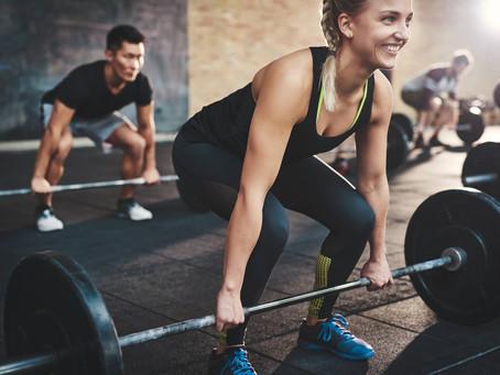 Por que você desiste da musculação?