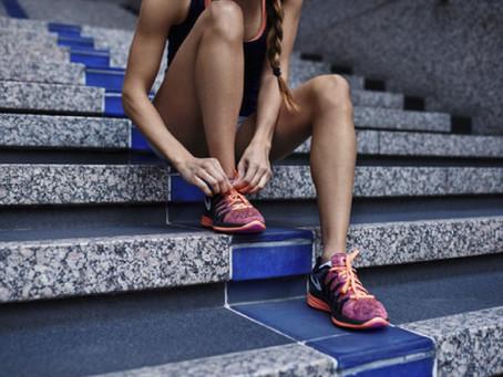 Exercício vs rotina