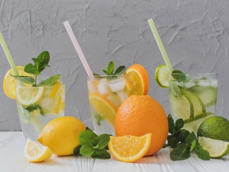 Drinks com baixa caloria para um carnaval saudável
