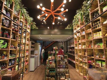 Nova loja saudável: DNA Empório Bourbon Country