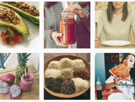 5 perfis saudáveis no Instagram pra te inspirar no dia a dia