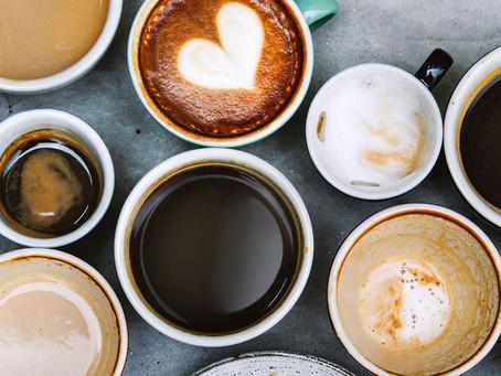 Café e suas mil e uma formas