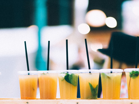 Drink para aproveitar o findi sem culpa