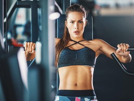 5 erros na musculação