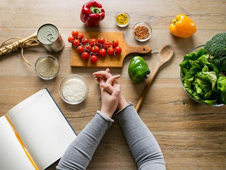 05 dicas pra tirar a dieta do papel