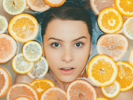 Como sua alimentação pode interferir na saúde da sua pele