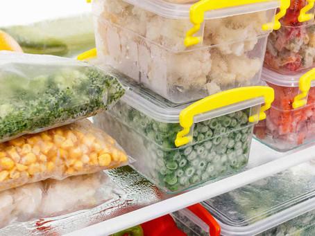 Conserve seus alimentos de maneira inteligente e evite desperdício