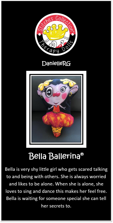 Bella Ballerina Story Card