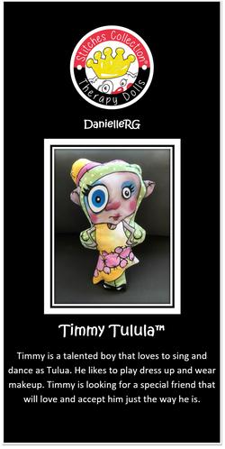 Timmy Tulula Story Card