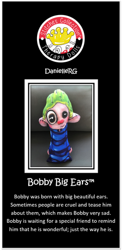Bobby Big Ears Story Card