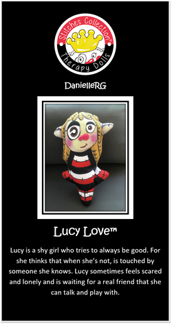 Lucy Love Story Card