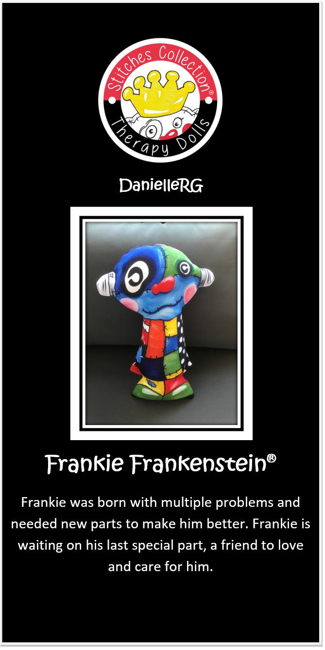 Frankie Frankenstein Story Card