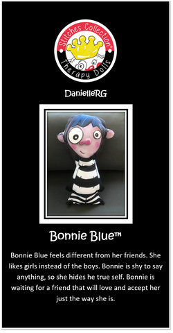 Bonnie Blue Story Card