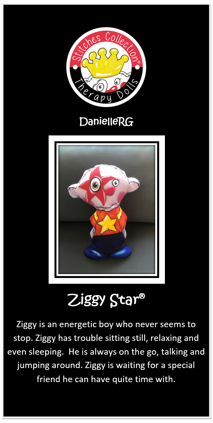 Ziggy Star Story Card