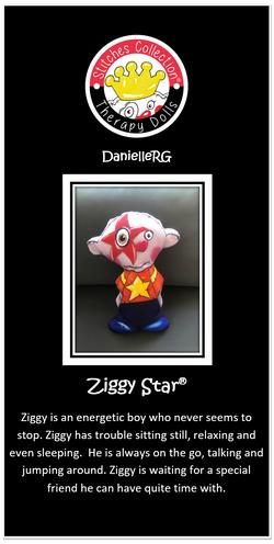 Ziggy Star Story Card