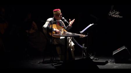 L'école et l'Association de Musique Andalouse: Mezghena de Montréal  spectacle résumé Production: T.HADRI Production Réalisation : Ali El Hadri