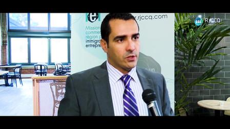 entreprendre en région - promotion  RJCCQ - Regroupement des jeunes chambres de commerce du Québec  Réalisation : Ali El hardi Production audiovisuel : T.HADRI Production.