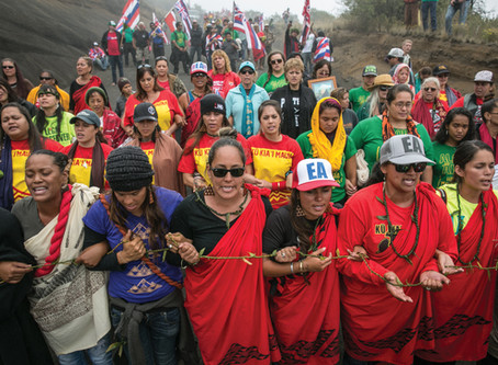 The rise of a new, global, indigenous left