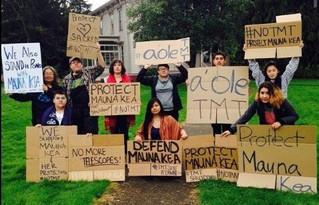 Mauna Kea Warriors Galvanized by Global Support