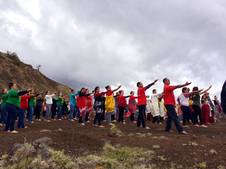 Students stand for Mauna Kea amidst telescope controversy
