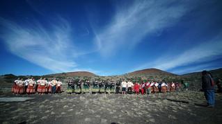 Mauna Kea Equals Beauty, Love and Family