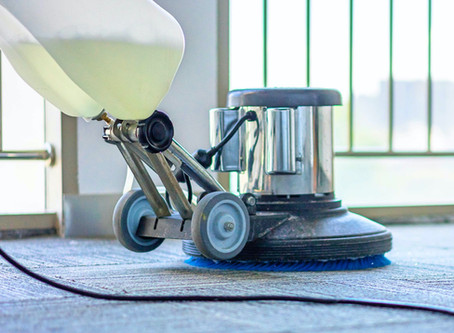 Carpet and Upholstery Cleaning with Split!