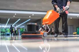 Cleaning Epoxy Floors with Split! Non-Detergent Cleaner
