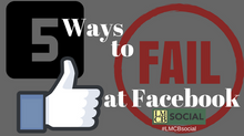 5 Ways to Flop on Facebook