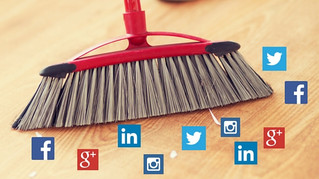 6 Steps for Sweeping Up Social Media
