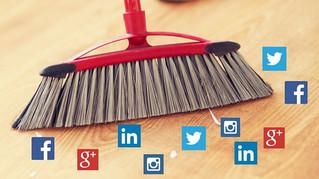 6 Steps for Sweeping Up Social Media
