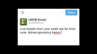 To Tweet or Not to Tweet – What Does the Speaker Think?  5 Reasons to Live Tweet from Your Seat!