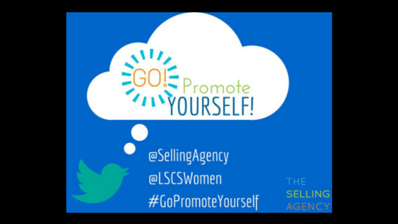 promote yourself, sales, presentations, Twitter, tweet live, live tweeting, promotion