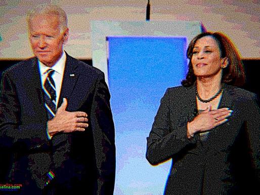 كامالا هاريس، ما يعني كونها نائبة الرئيس