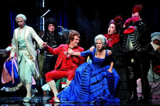 المسرح في ألمانيا وجه حضاري لثقافة عريقة