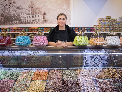 معرض برليني عندما يتحول الخبز العربي الى رغيف ألماني