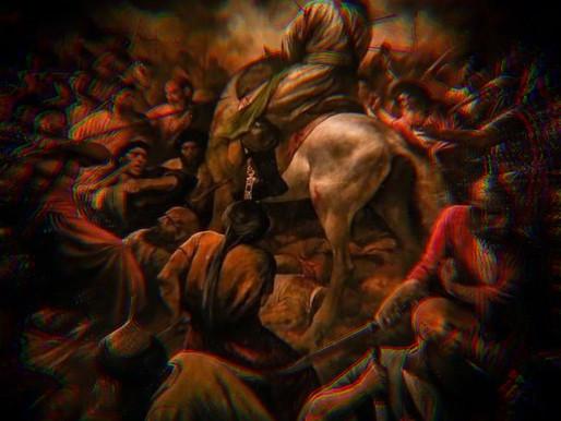 سبع جمل خلدت مأساة كربلاء... فقال الحسن للحسين: لا يوم كيومك يا أبا عبد الله