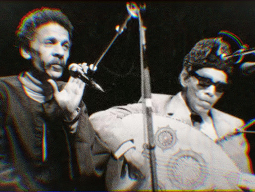 الشيخ إمام مبدع الأغنية السياسية المصرية