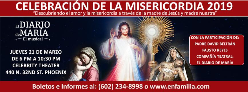 Banner celebracion de la misericordia 20