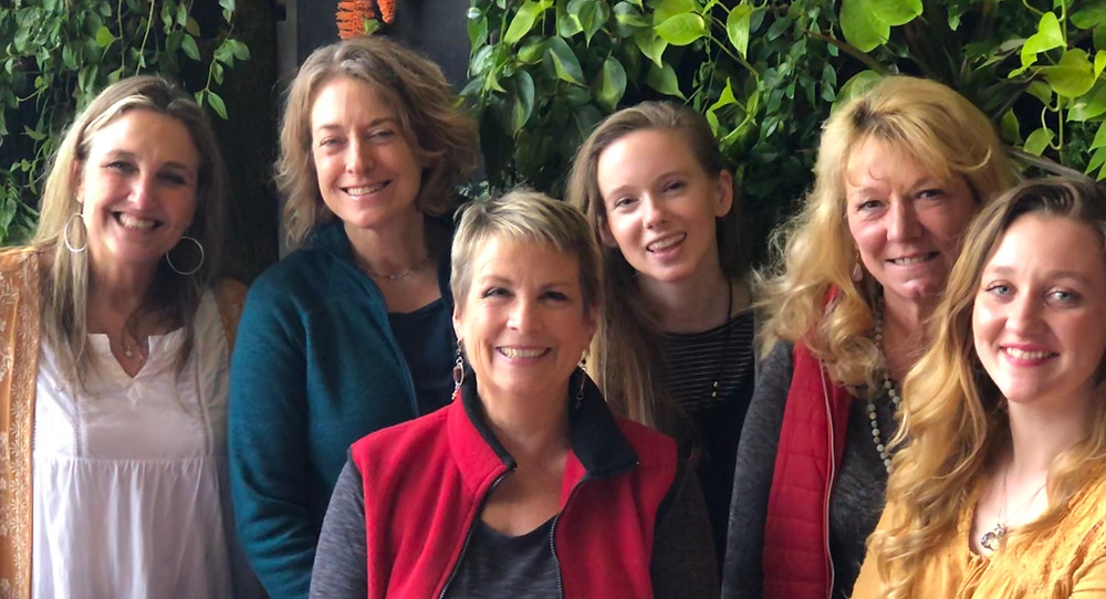 The RVAg Team - Kim, Amy, Lisa, Jennifer, Teresa & Katie