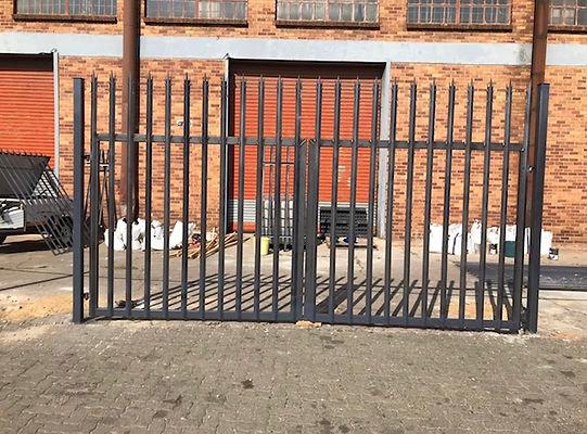 Palisade Gates