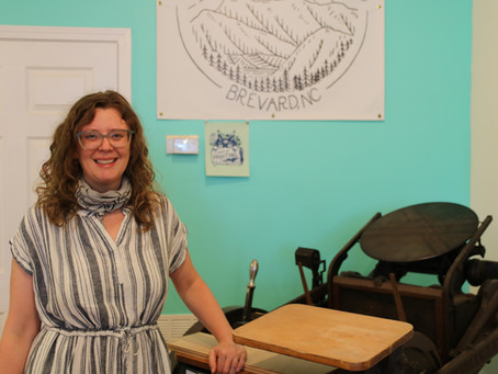 Heart of Brevard Artist Spotlight Series