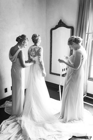 Pre ceremony bridal photography