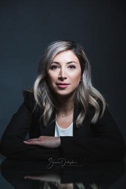 Female corporate headshot