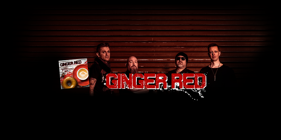GINGER RED & Special Guest