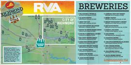 Richmond Beer Trail Map