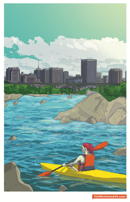 Analog App Poster