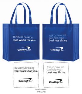 Capital One Business Bag